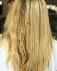 keratin treatment on blonde hair - rumors scottsdale hair salon