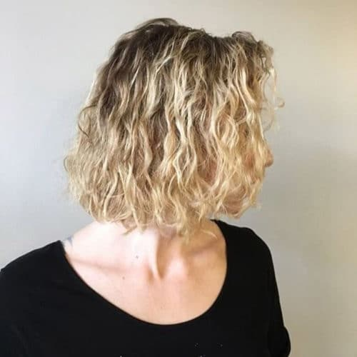 Rumors Salon Wave Service Blonde